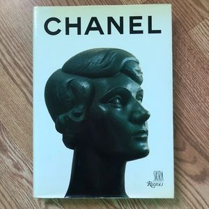 Chanel Hardcover Book Jean Leymarie Vintage 1987